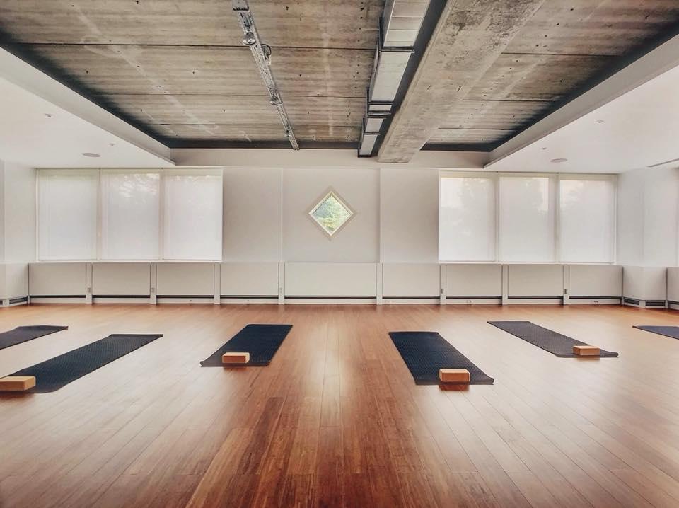 The Lemon Spoon yoga
