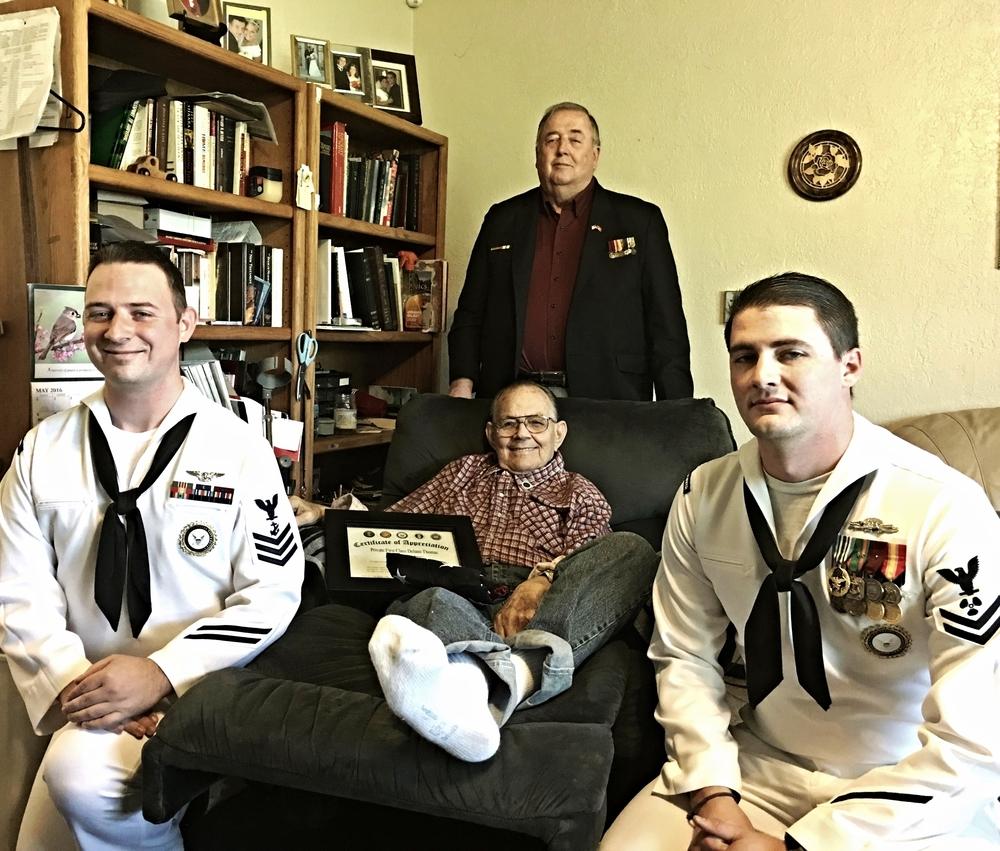 Private 1st Class Delano Thomas US Army