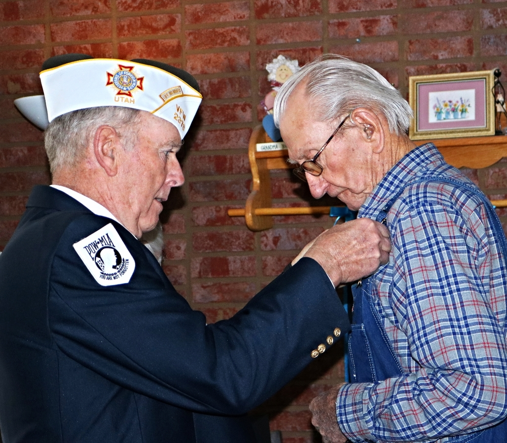 Petty Officer John Cooper US Navy