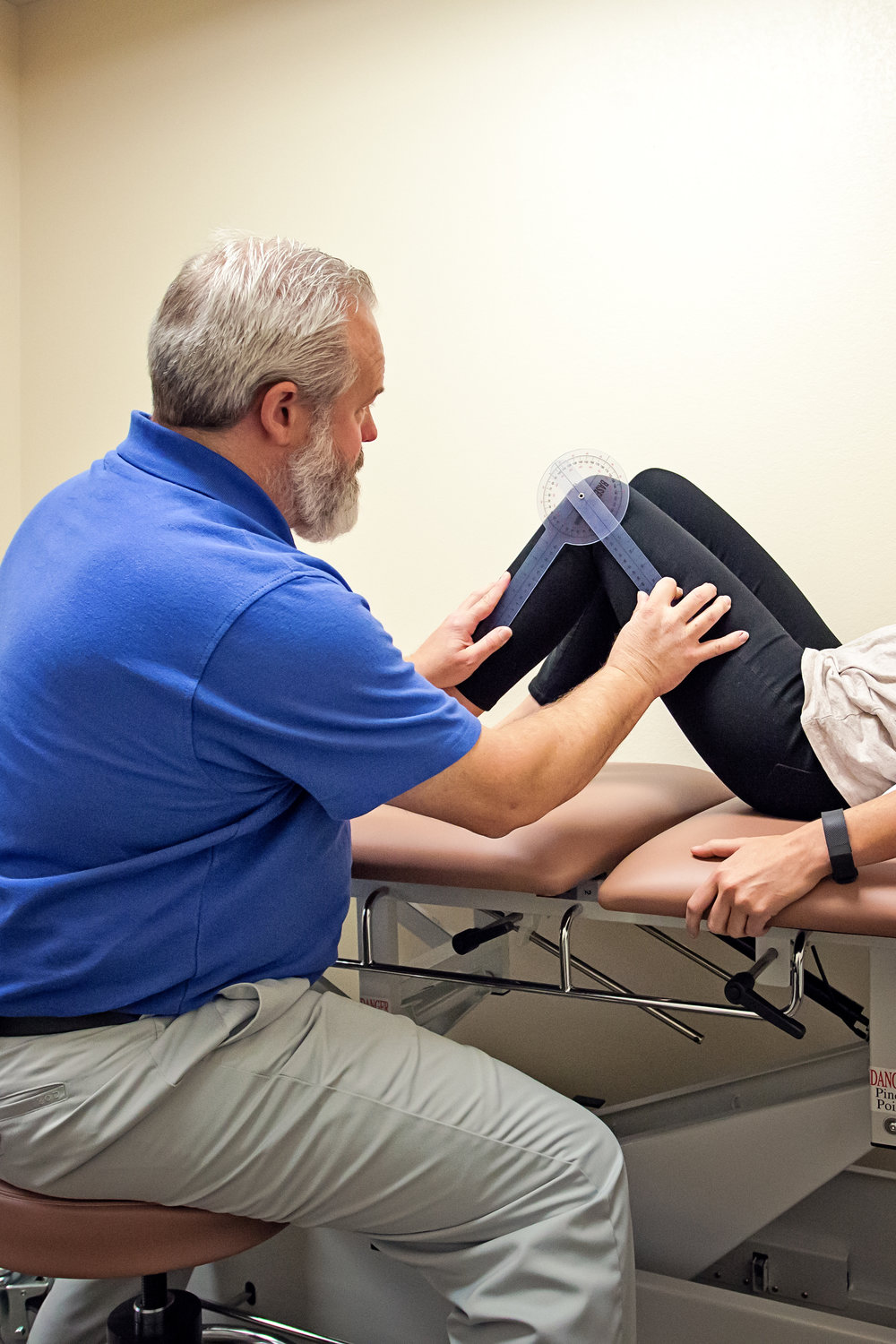 Physical Therapy Services are provided in out Salt Lake City Clinic