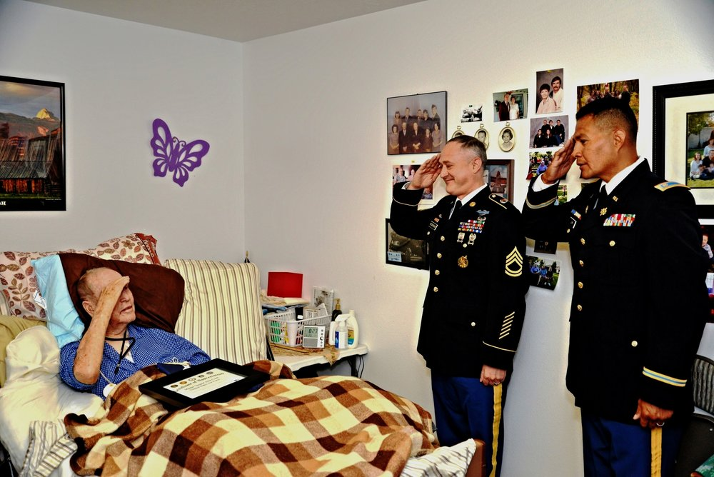 Master Sergeant John Coon US Airforce