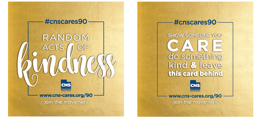 #cnscares90 Community Nursing Services 90th Anniversary