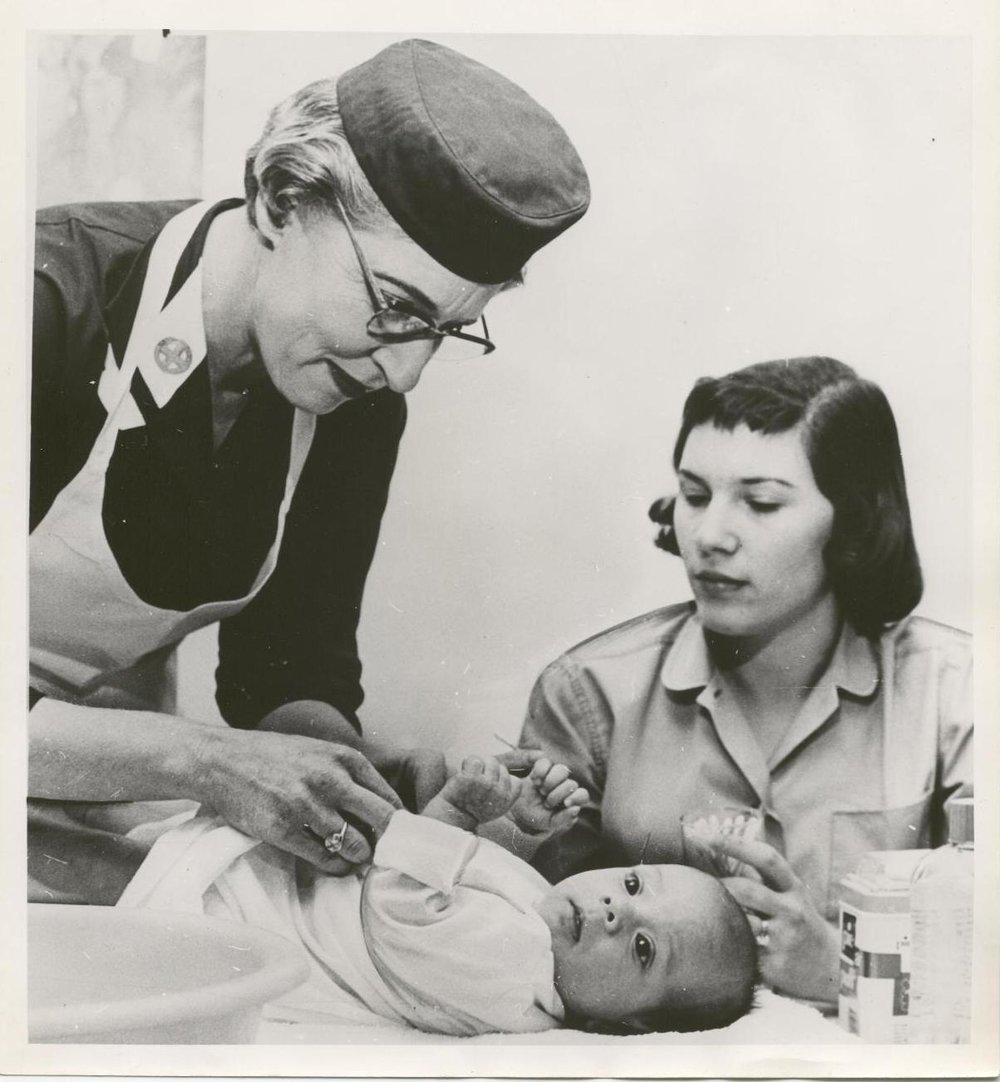Ester Edman 1950.jpg