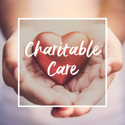 CNS Charitable Care Program