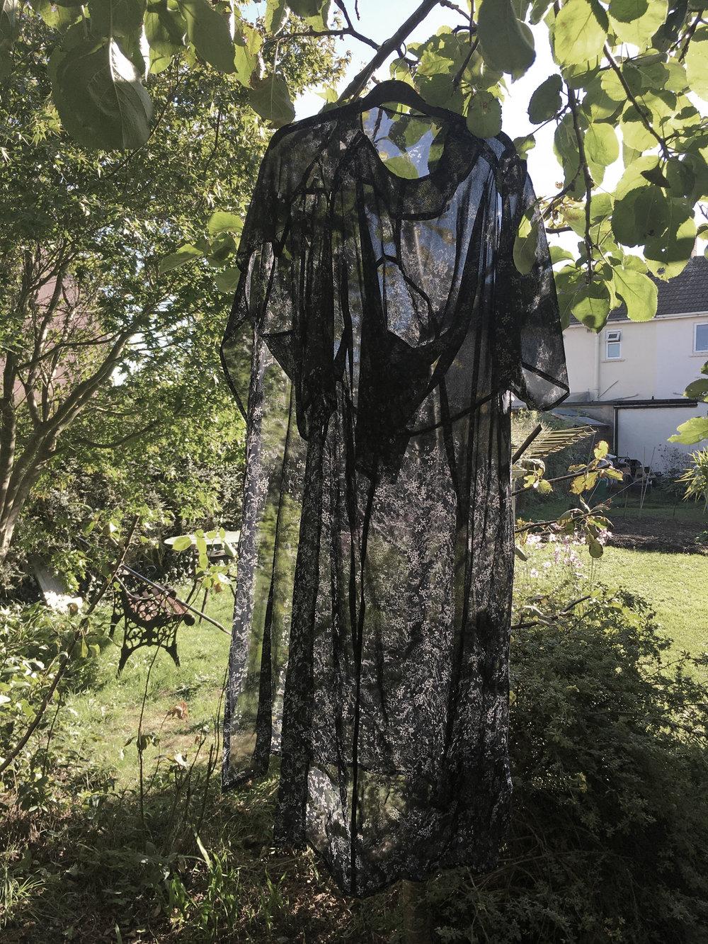 3 Sleeved  HALF FRONT FLAT PACK  Dress