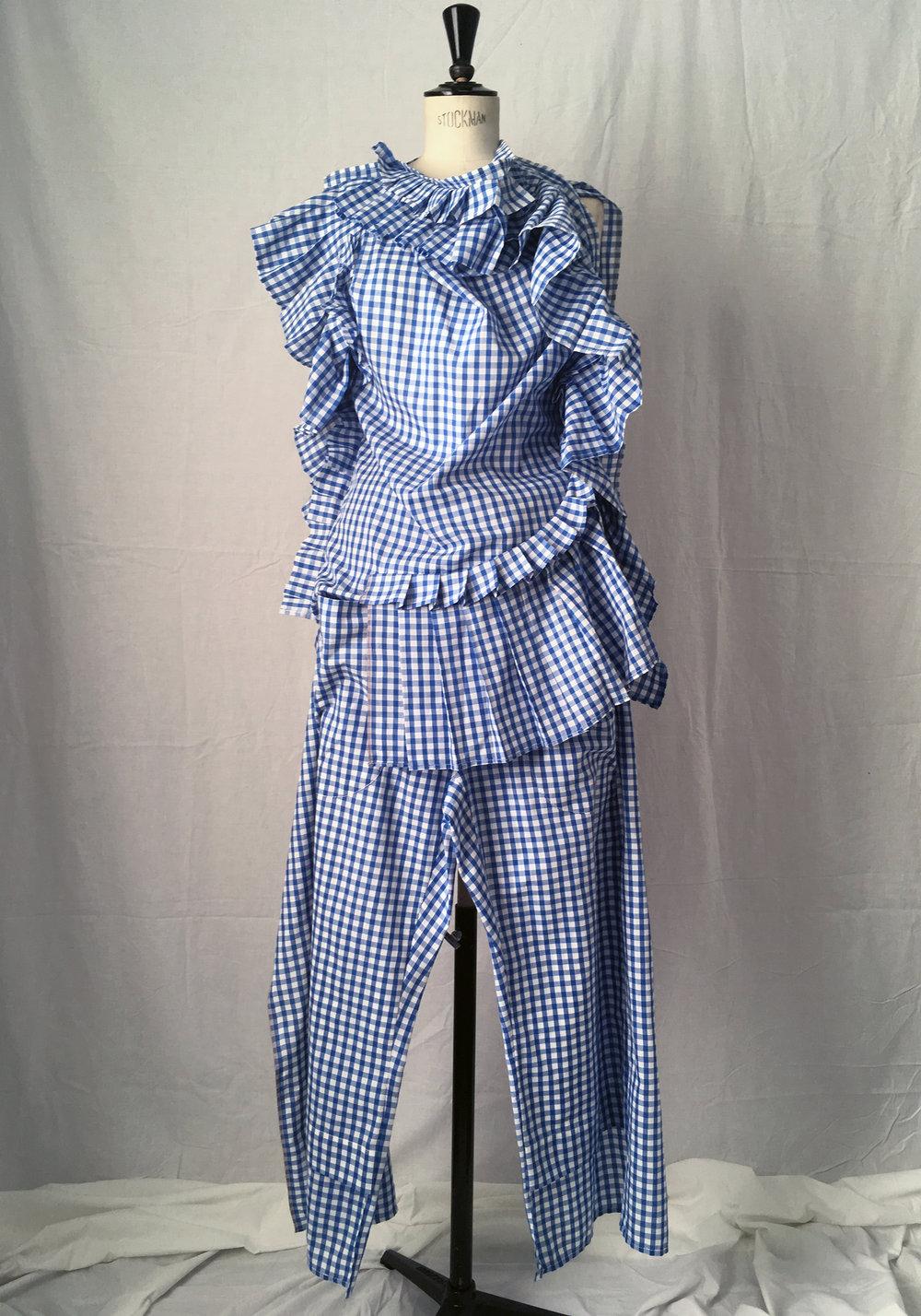 Dorothy's Pyjamas Set 3: BROKEN PILLOW Top & FLAT PACK PYJAMA Trousers #dressltd