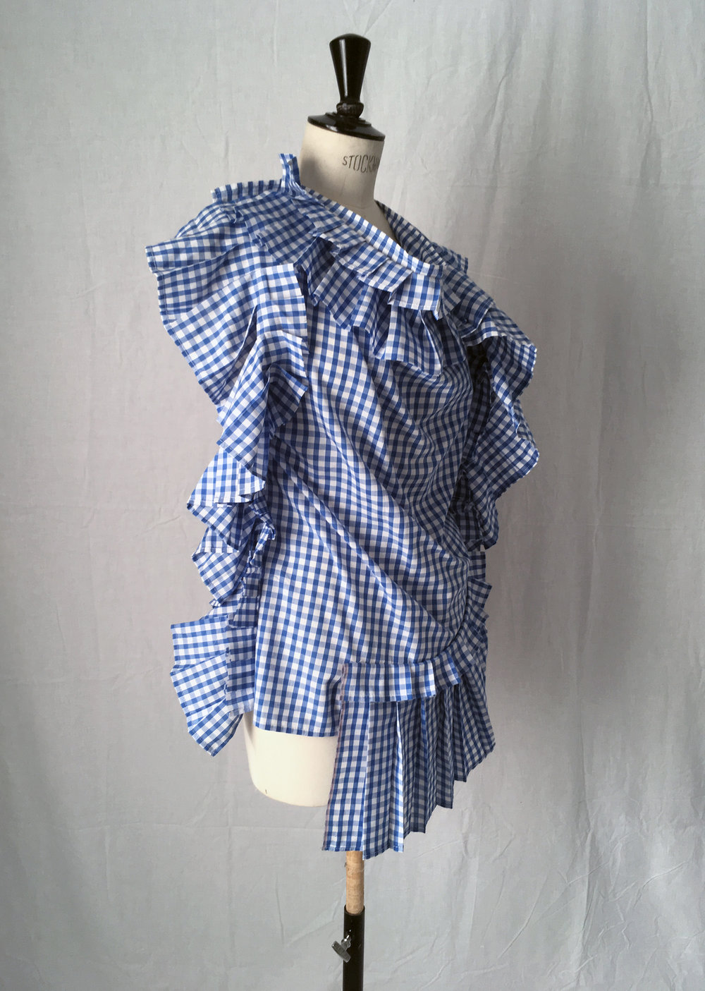 DRESS LTD BROKEN PILLOW Top & FLAT PACK PYJAMA Trousers #dressltd