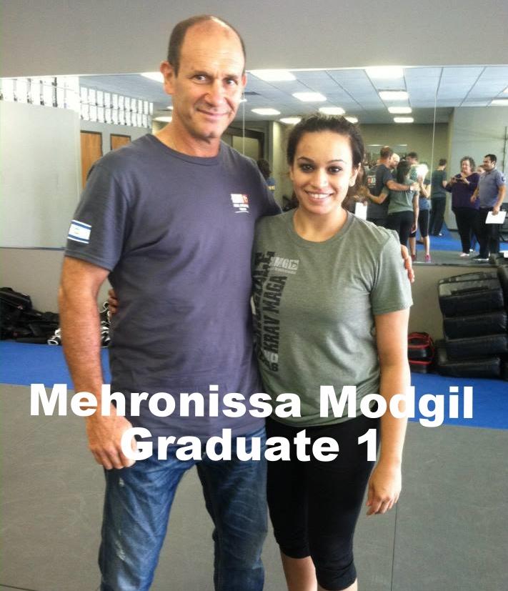 Mehronissa Modgil