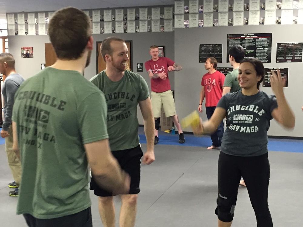 Mehronissa Modgil Crucible Graduate 2 instructor