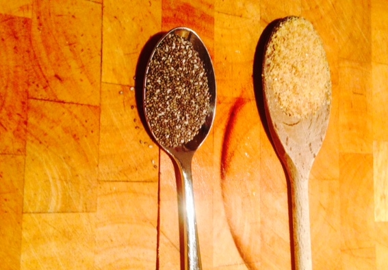 Flax seeds (linseed)