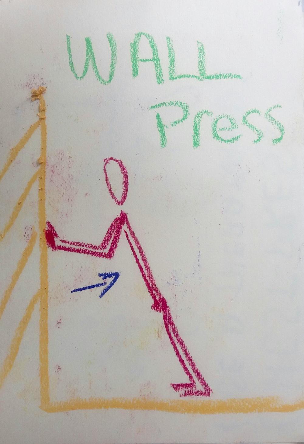 Wall-press