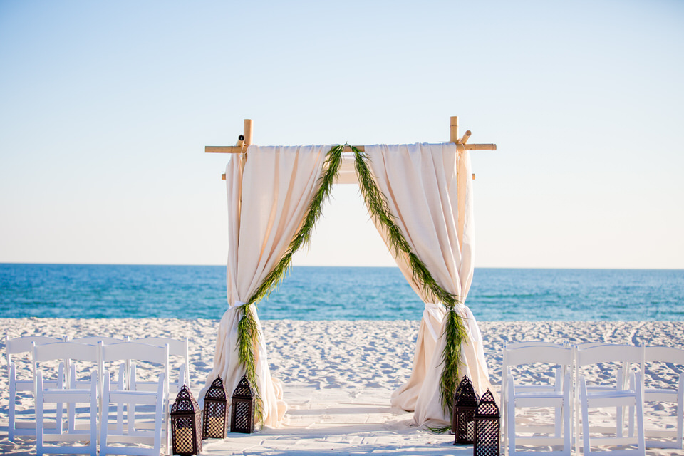 alabama beach weddings gulf shores