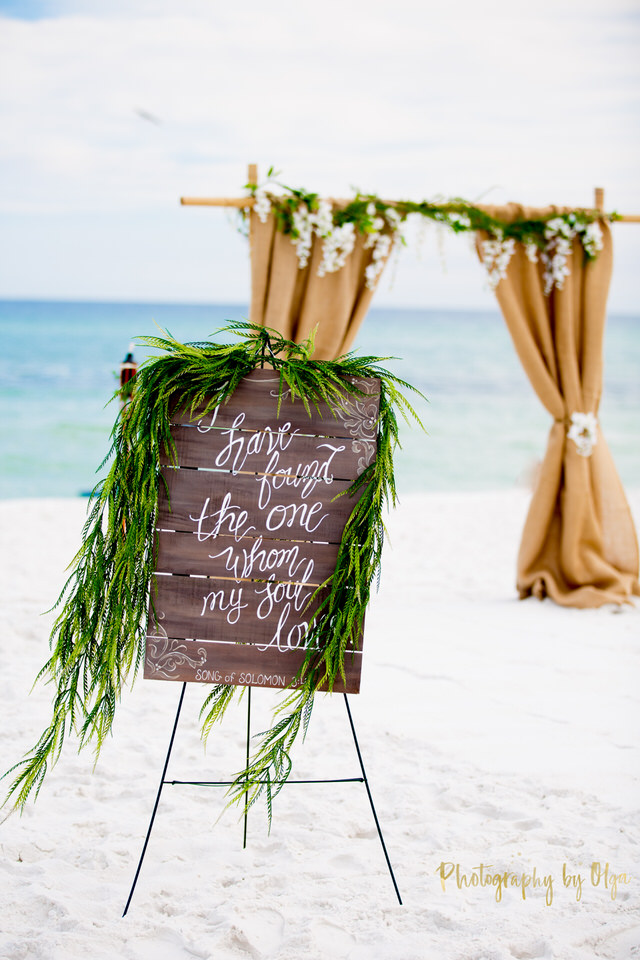 wedding planning beach wedding alabama