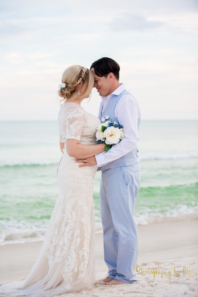 Wedding photographer in Pensacola