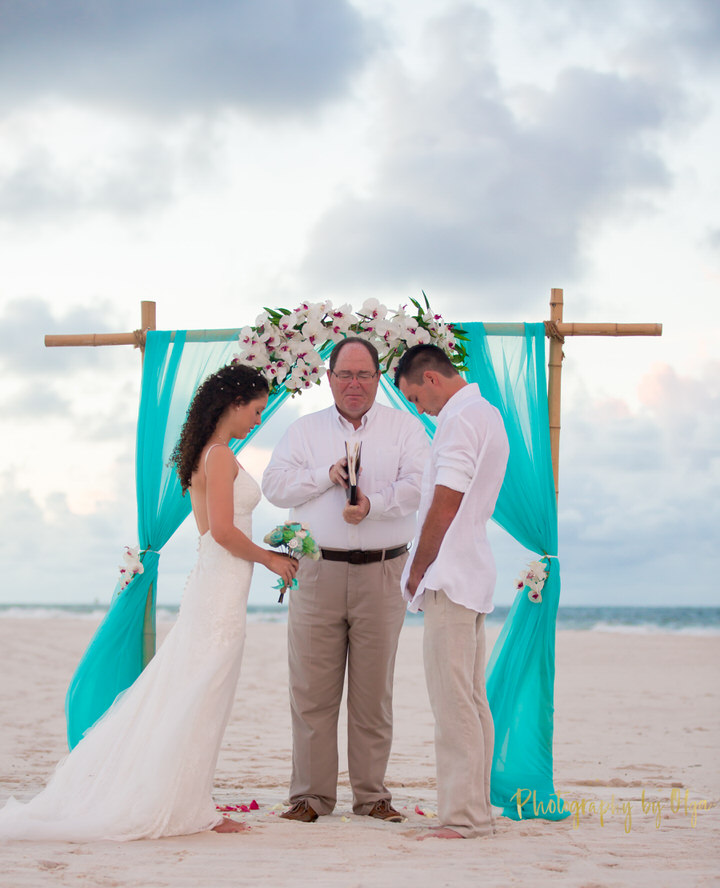 Ceremony Alabama wedding