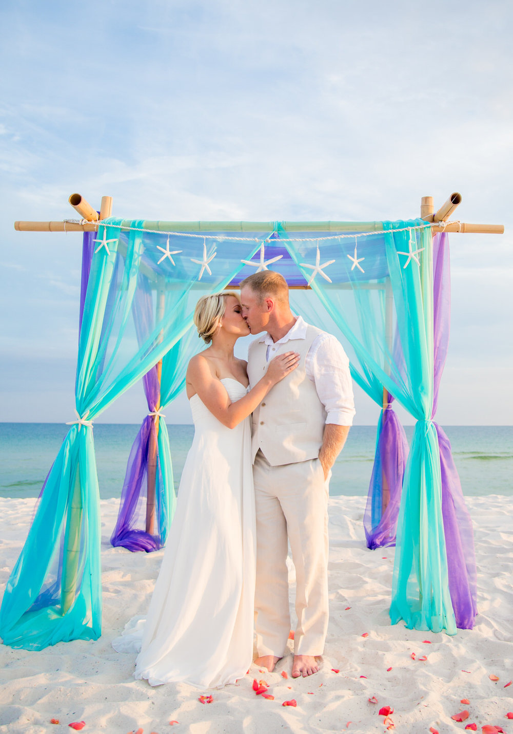 Easy Options for Alabama Beach Wedding Planning