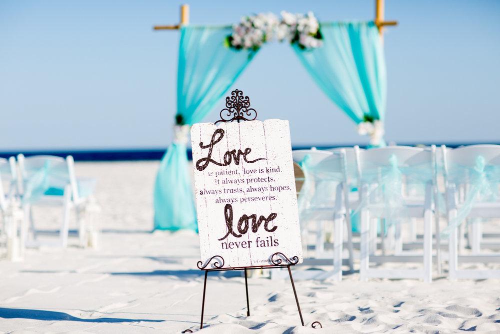 beach weddings perdido key