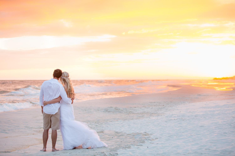 Wedding on the beach - Affordable Beach Weddings In Alabama