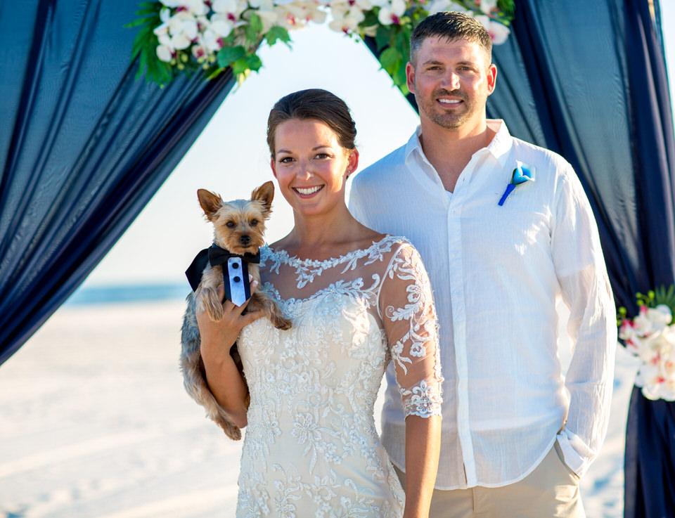 pet wedding