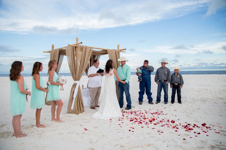 wedding officiant orange beach al