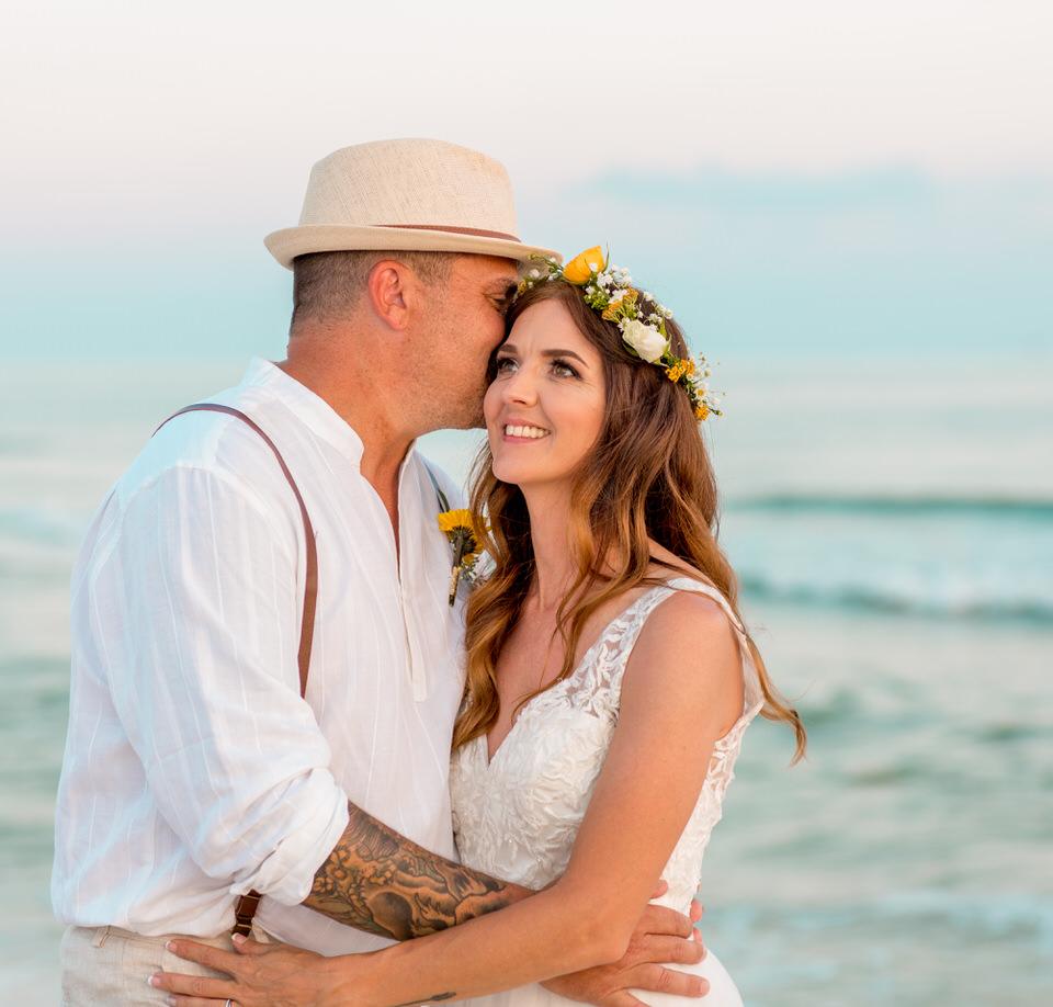 wedding in gulf shores