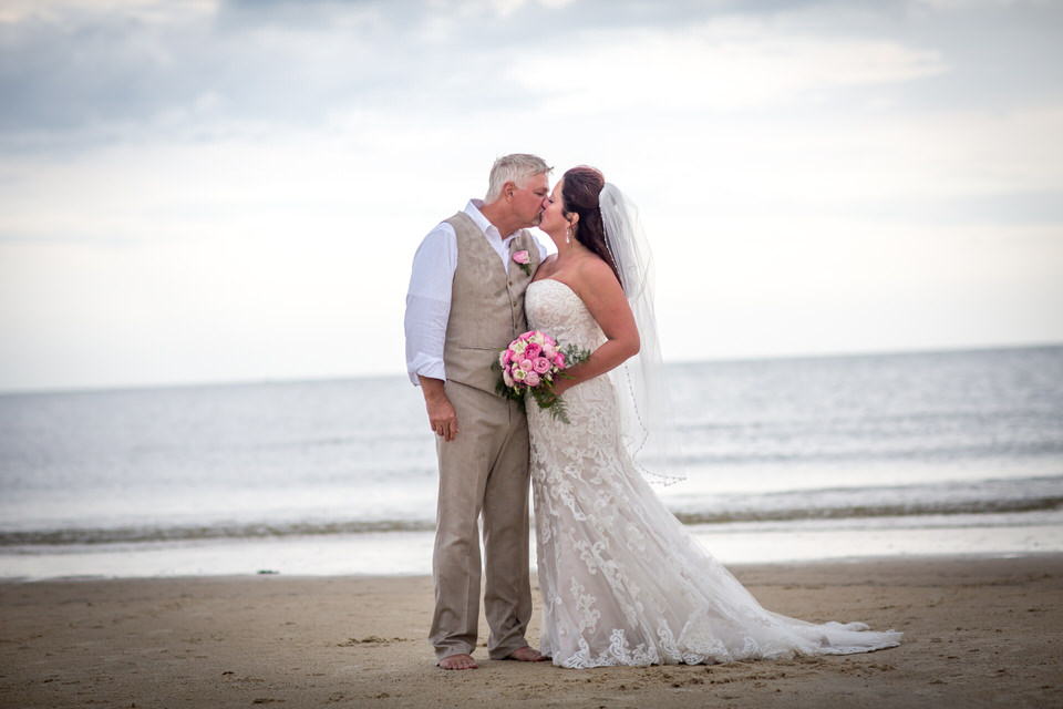 ocean wedding