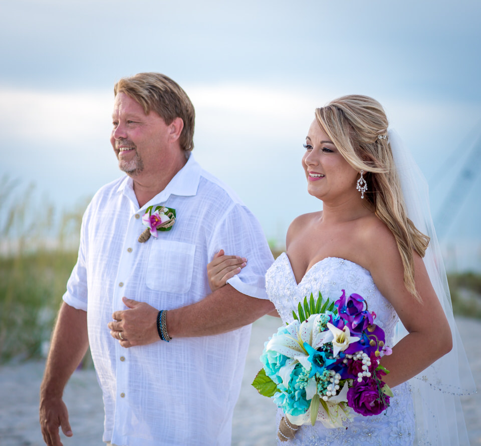 wedding in gulf shores