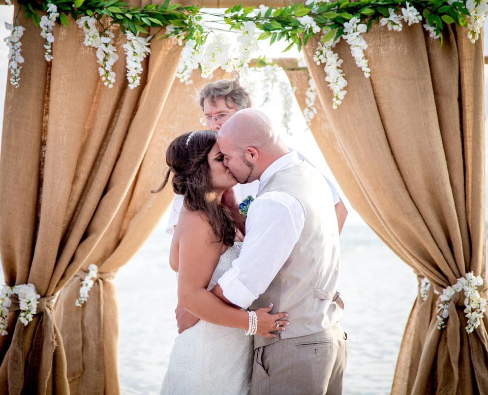 wedding beach in pensacola