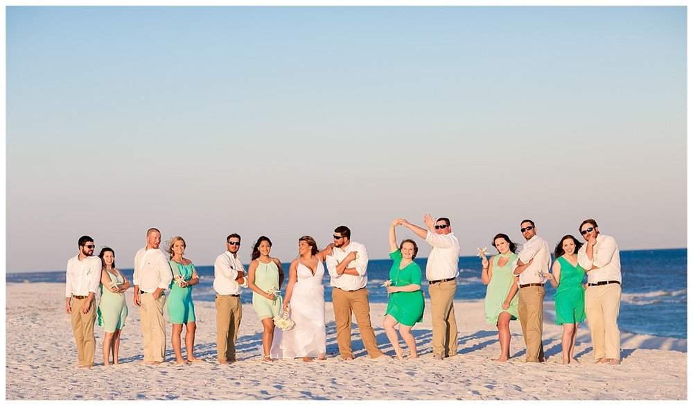 Fun poses for your wedding