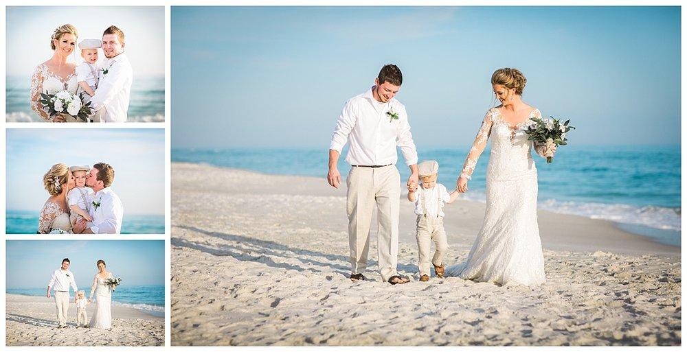 Pensacola Beach Wedding
