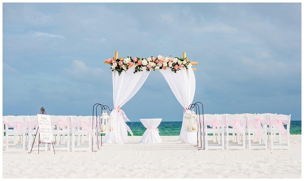 Destination Beach Weddings