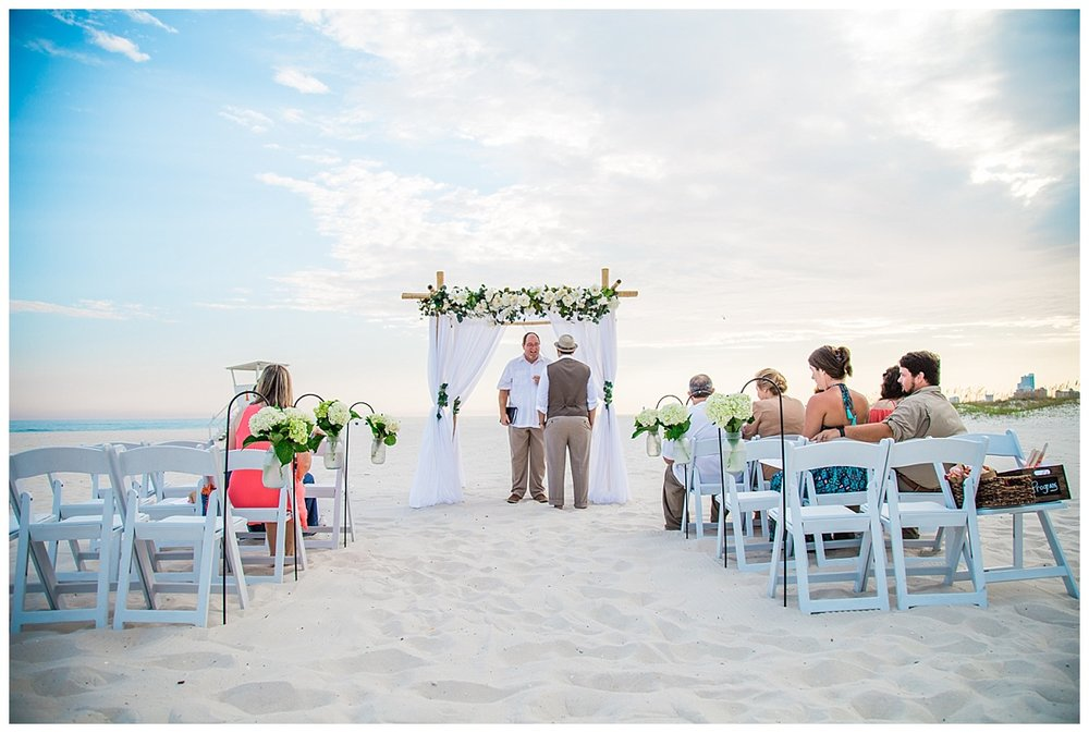 Relaxed Alabama Weddings