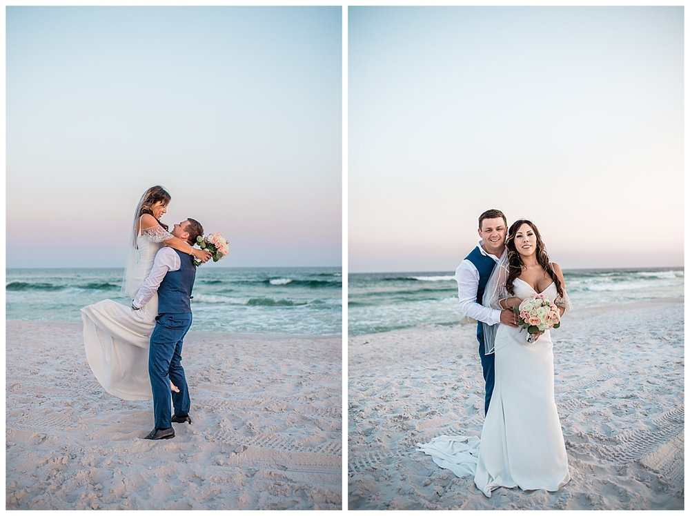 Reception and Catering in Pensacola Beach