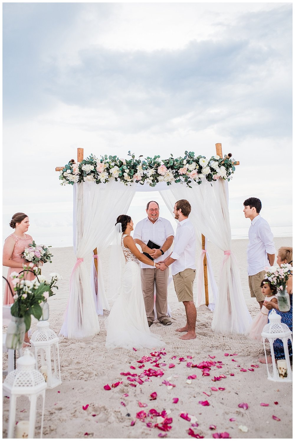 Alabama Beach Wedding