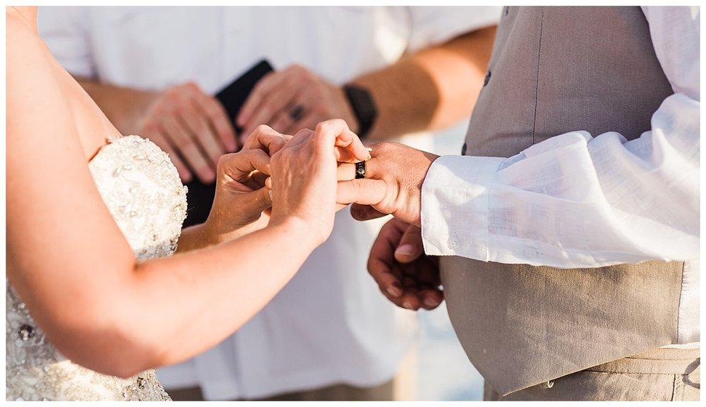 Wedding Vows for beach wedding