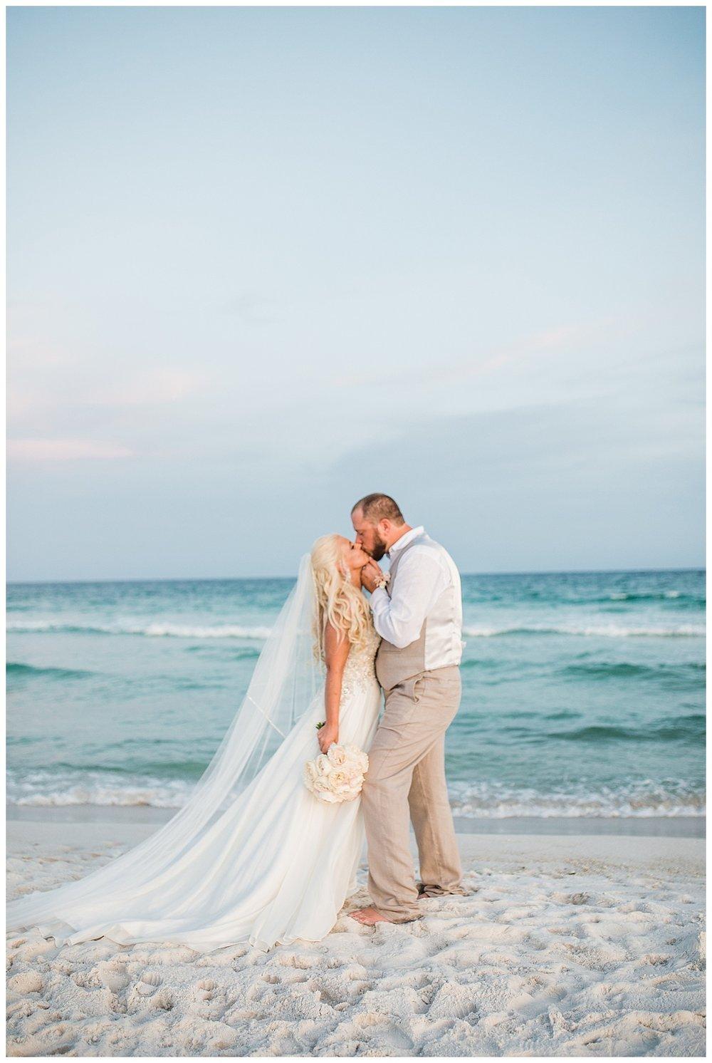Wedding Photographer in Pensacola Beach