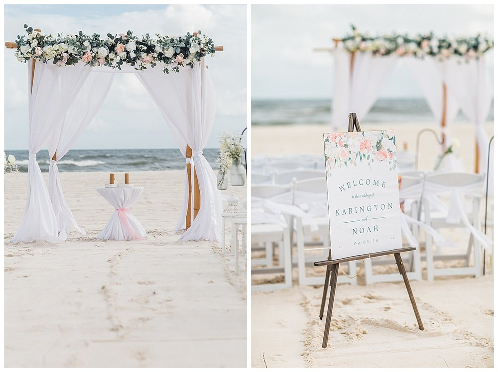Weddings in Orange Beach