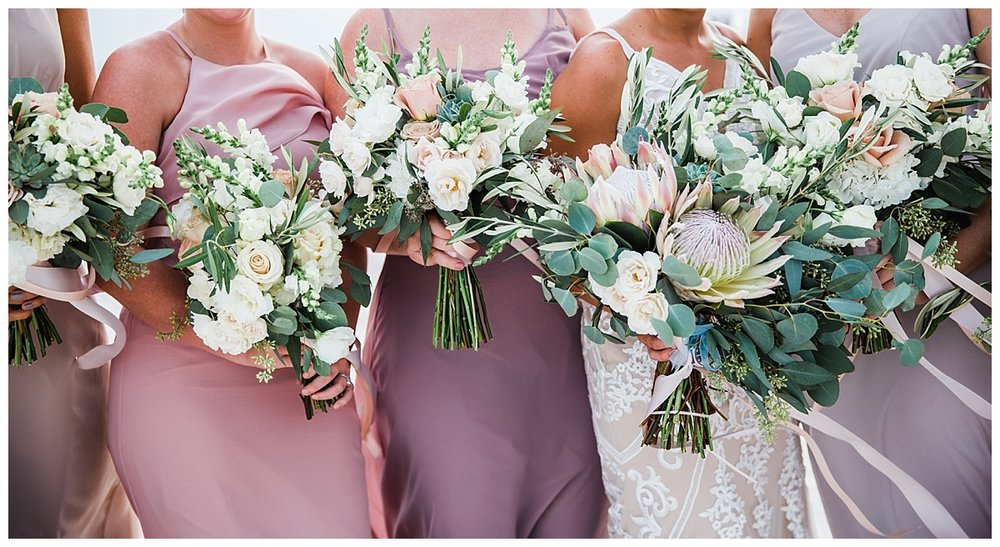 Wedding Flowers in Orange Beach
