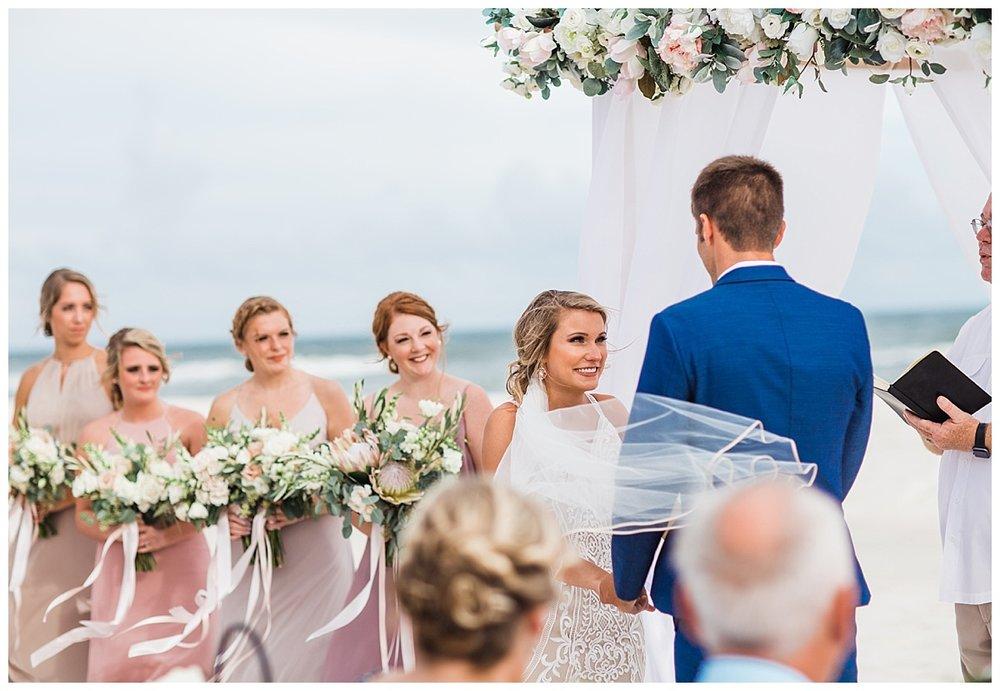 Wedding Ceremony in Orange Beach