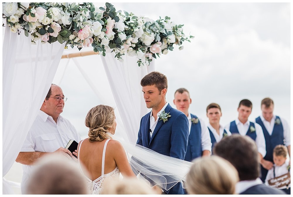 Wedding Officiant in Orange Beach
