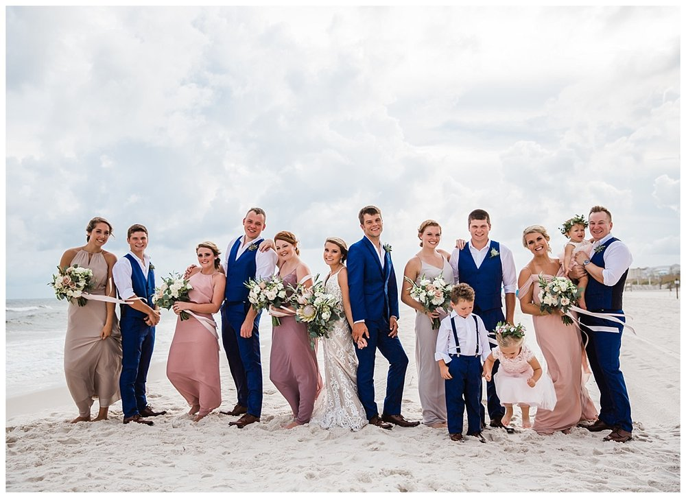 Bridal Party Pictures