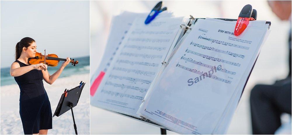 Live Music For Beach Weddings