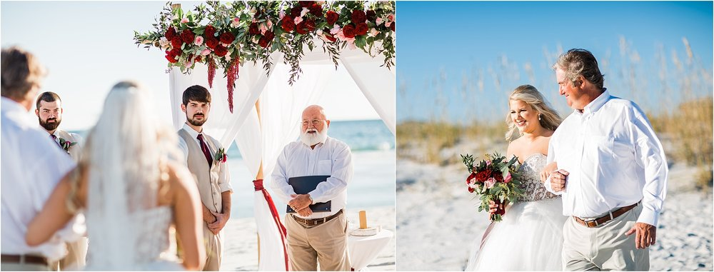 Small Beach Weddings