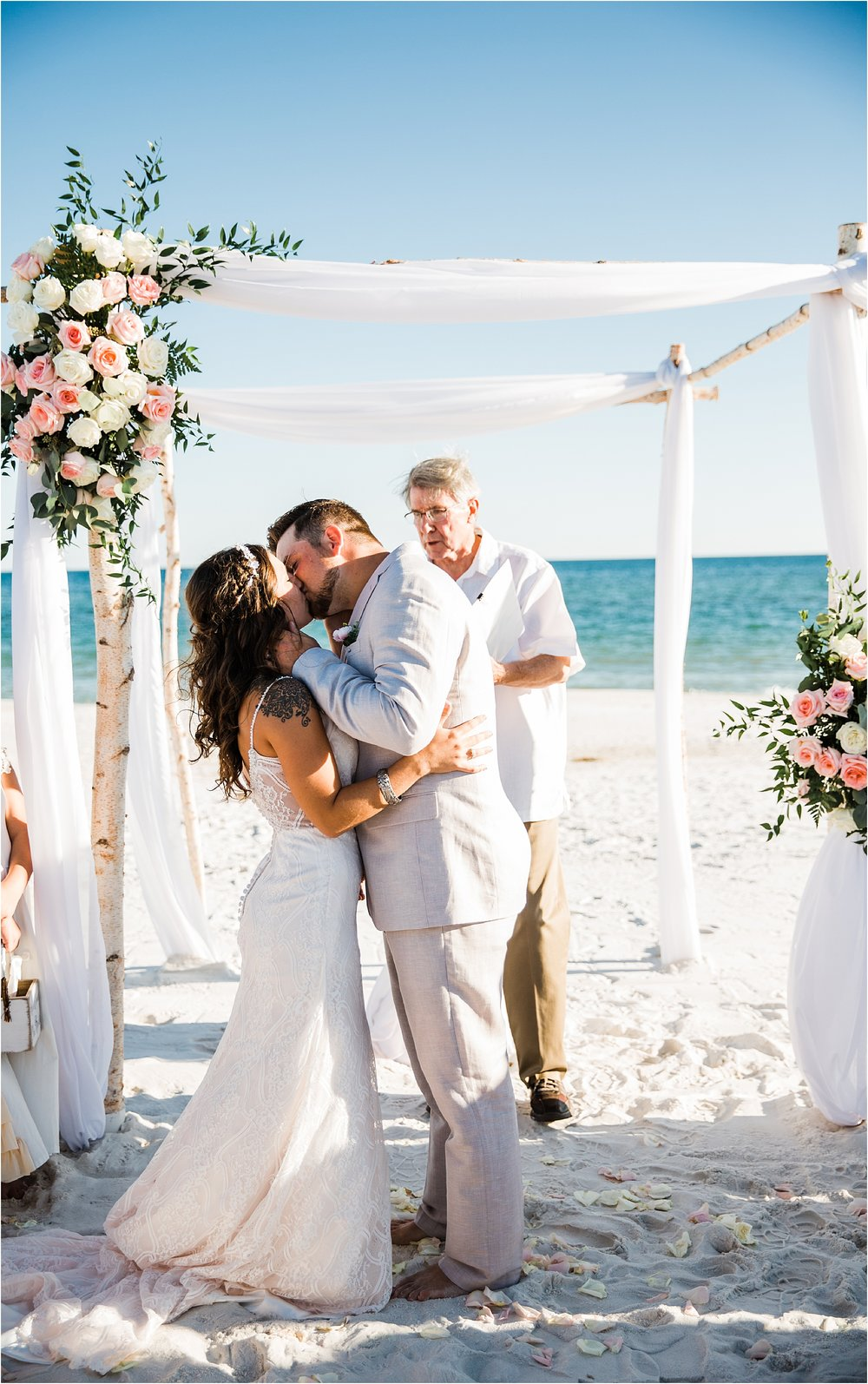 Wedding Officiant in Pensacola Beach