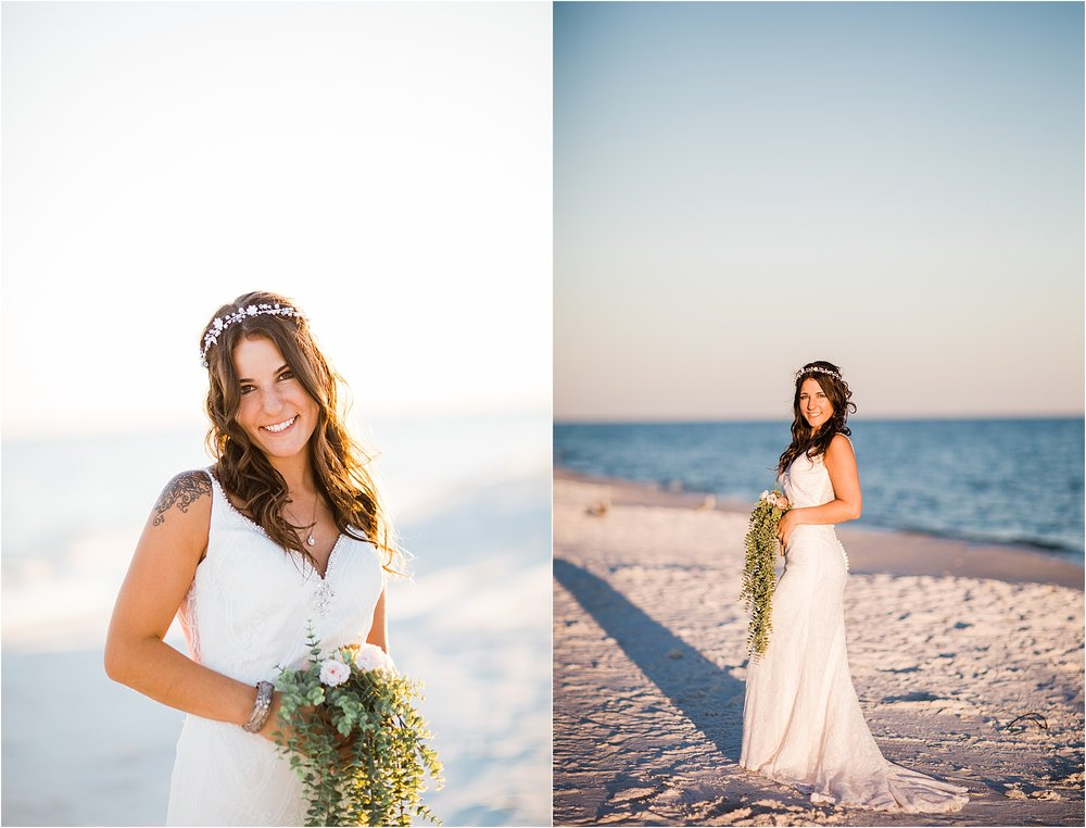 Beautiful Wedding Images of Pensacola Brides
