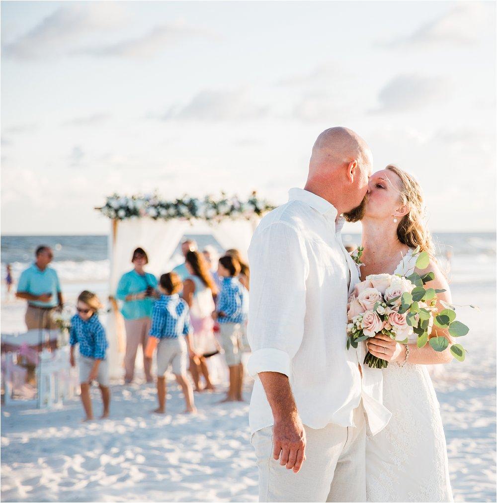 Small Beach Weddings in Orange Beach