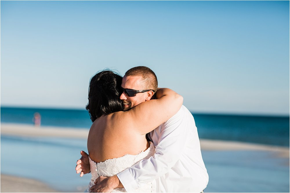 Beach Wedding in Gulf Shores