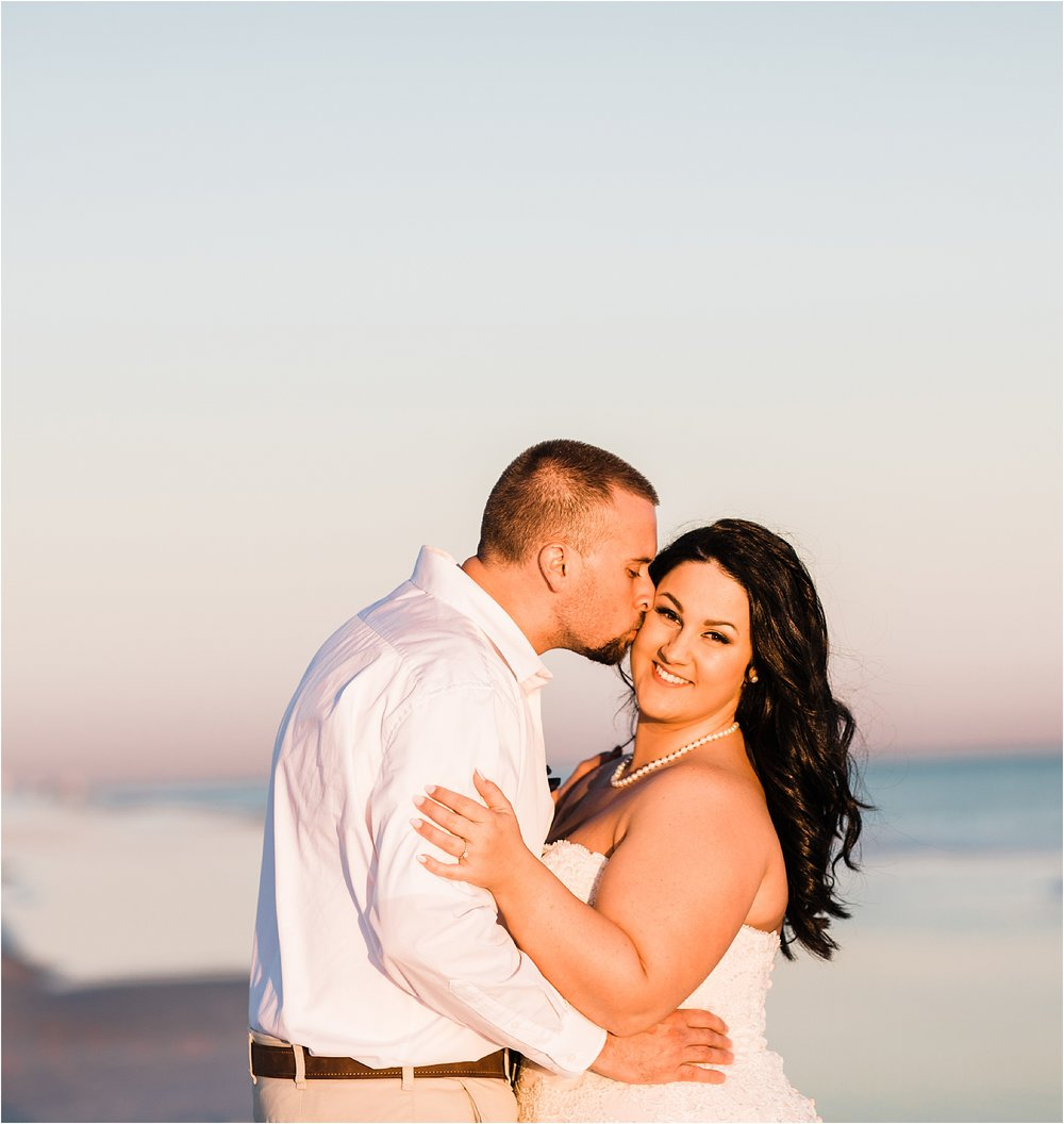 Sunset Beach Weddings in Orange Beach