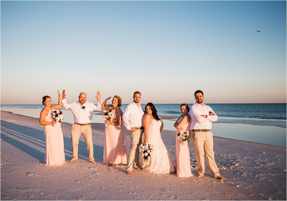 Ceremony and Reception Packages in Gulf Shores