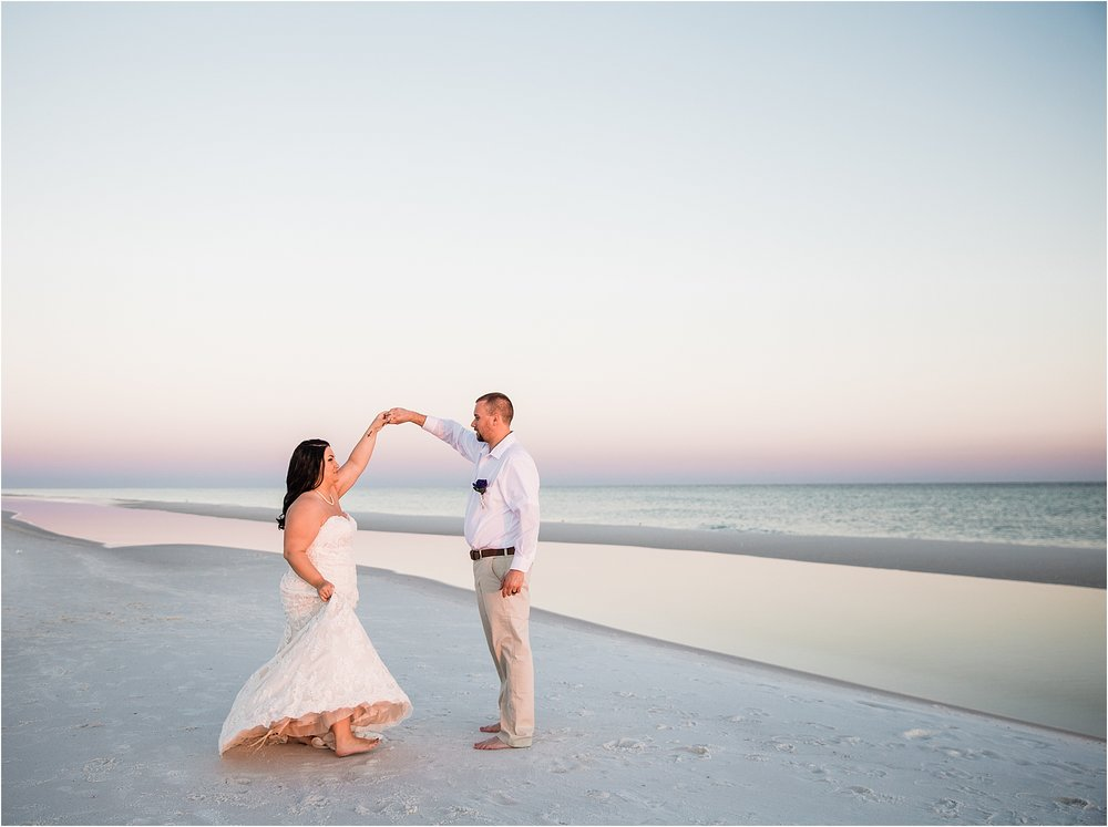 Sunset Beach Photography in Gulf Shores